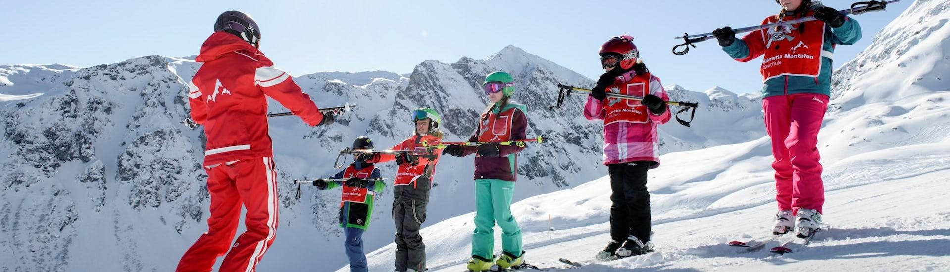 Freeride and Freestyle Group for Kids - All Ages with Skischule Gaschurn-Partenen - Hero image