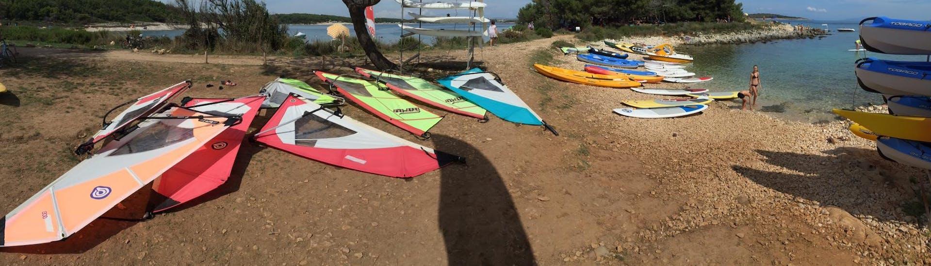 Sit-In Sea Kayak Rental - Cape Kamenjak