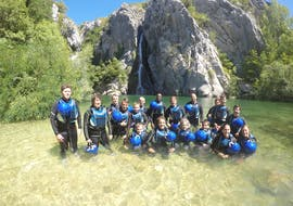 Canyoning in der Cetina - Basic Tour