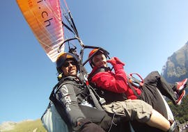 Tandem Paragliding over the Aletsch Arena - Basic