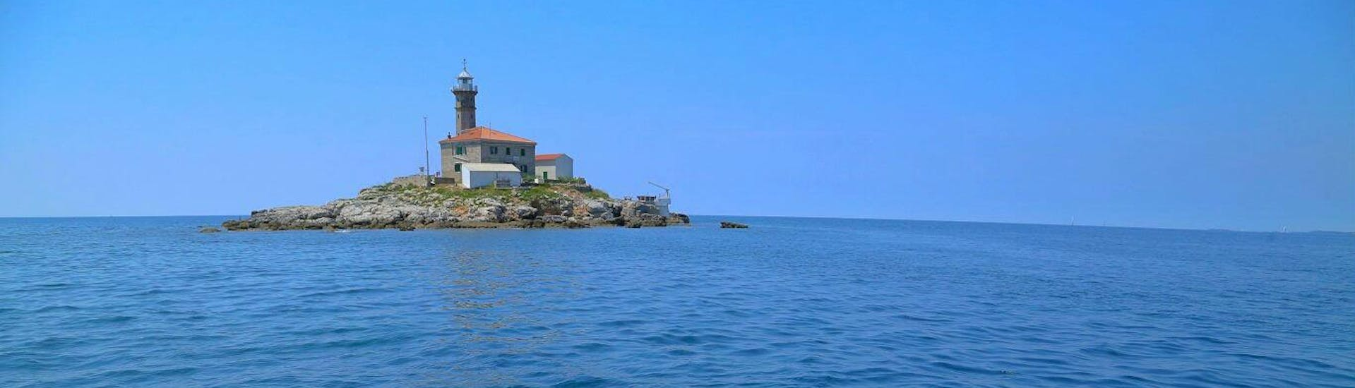 Scuba Diving - Guided Boat Dives to Islands close to Rovinj