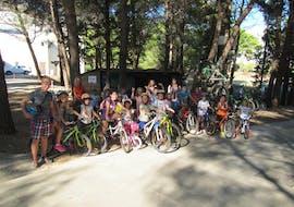 Mountain Bike Training for Kids (8-12 years) - Advanced