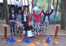 Mountain Bike Training for Kids (5-8 years) - Beginners