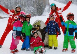 """Ski Lessons """"Kinderland"""" (3-5 years)"""