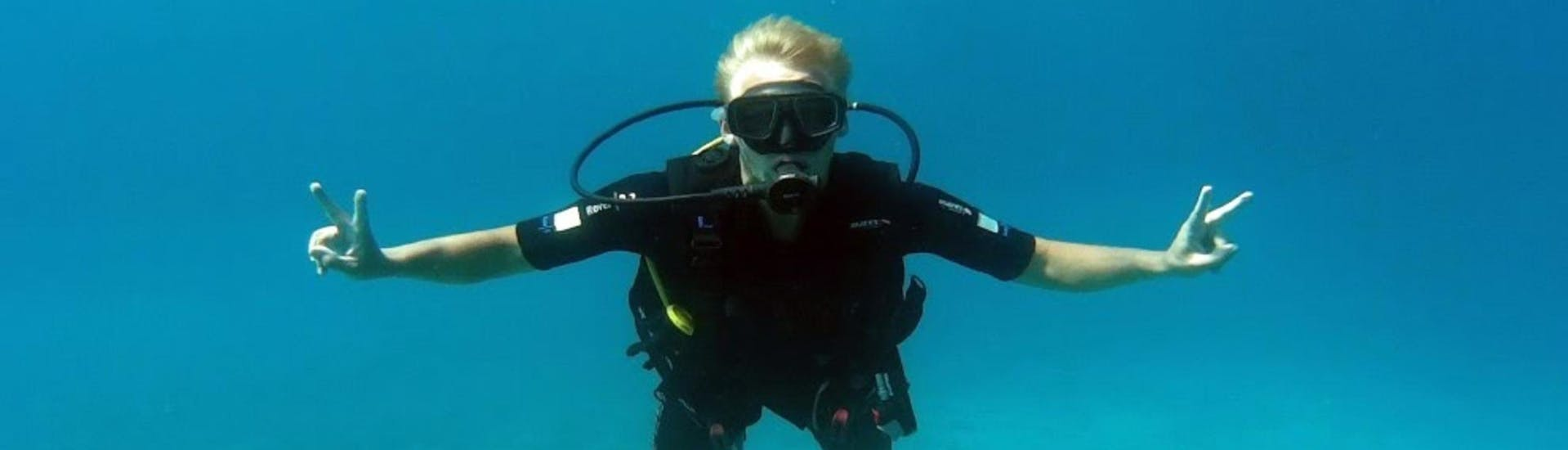 Scuba Diving Course for Beginners - SSI Basic Diver