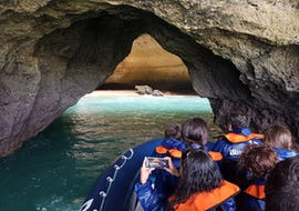 Boat Trip from Lagos to Benagil Cave