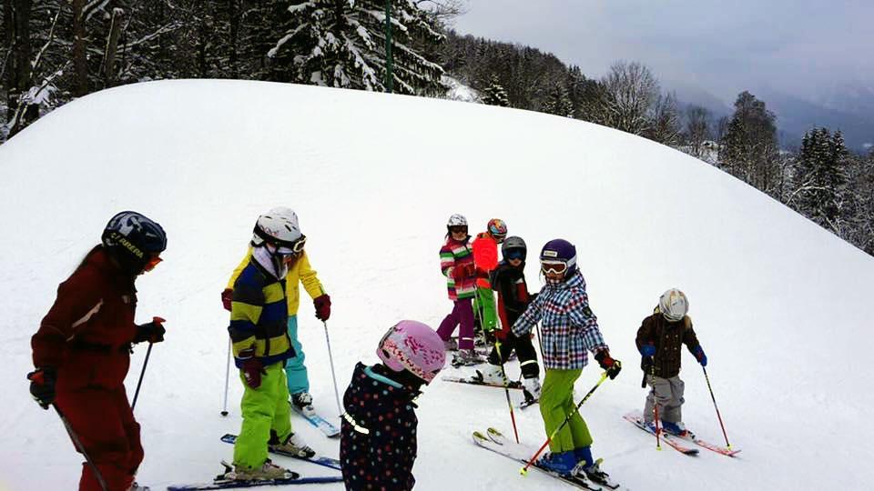 Cours particulier de ski pour Enfants pour Tous niveaux