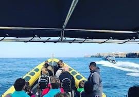 Boottocht van Peniche naar Berlengas met toeristische attracties