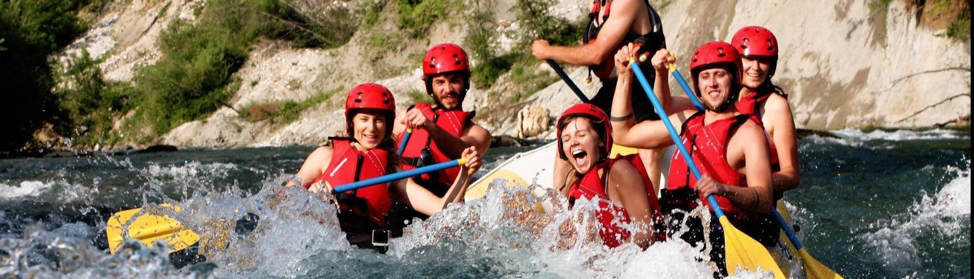 Bestes Rafting in Bled auf der Sava