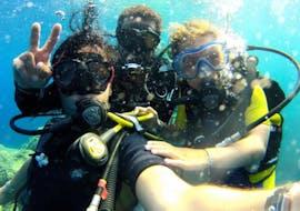Scuba Diving Course - PE12/PADI Scuba Diver