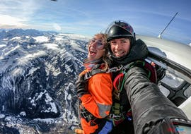 Tandem Helicopter Skydive in Interlaken, Switzerland (4000m)