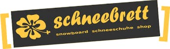 Logo Snowboardschule-Schneebrett