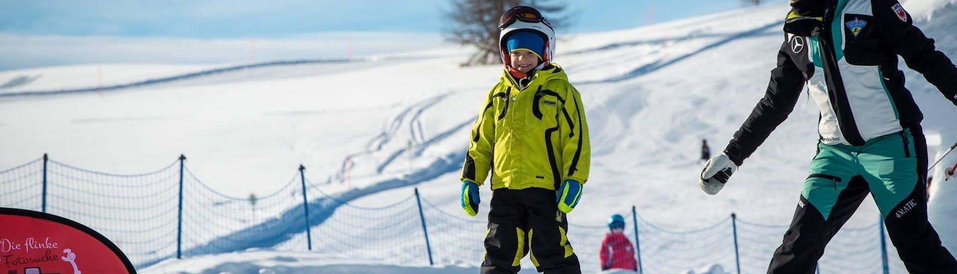 Cours particulier de ski Enfants pour Tous niveaux avec Scuola di Sci e Snowboard Dolomites Armentarola - Hero image