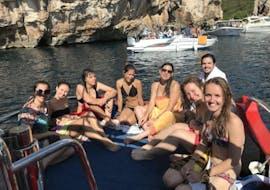Sortie en bateau de Seget Vranjica à Grotte Bleue (Biševo) avec Baignade & Observation de la faune