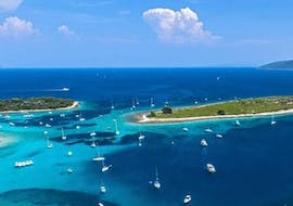 Boat Tour Snorkeling + Sightseeing to Blue Lagoon & Trogir