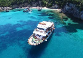 Boat Tour from Corfu to the Blue Lagoon