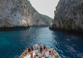 Boat Tour from Corfu to Paxos, Antipaxos & Blue Caves