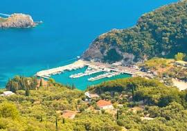 Balade en bateau à Paxos (Gaios) & Antipaxos depuis Lefkimmi avec Corfu Cruises