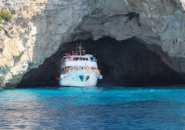 Boat Tour from Lefkimmi to Paxos, Antipaxos & Blue Caves