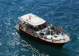 Boat Tour from Sorrento to Capri - Low Season