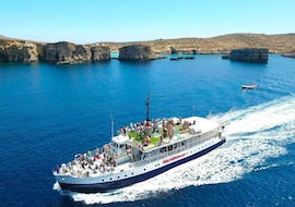 A boat tour with Hornblower Cruises is the perfect way to explore the islands of Comino and Gozo and visit the famous Maltese Blue Lagoon.