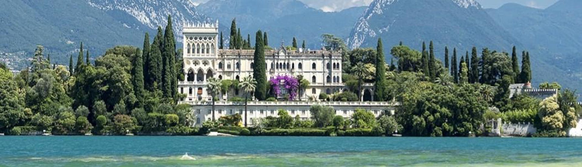 Boat Trip from Desenzano to the Castles of Lake Garda with Bertoldi Boats Lago di Garda - Hero image
