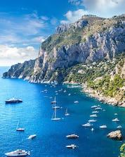 Bootstouren Capri Shutterstock