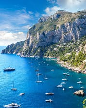 Boat tours Capri Shutterstock