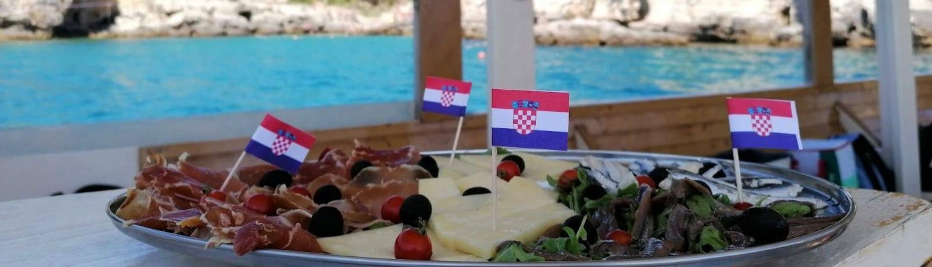 Boat Trip to Natural Park Kamenjak with Lunch and Swimming