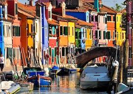 Scopri i dintorni magici di Venezia con un Giro in barca a Murano, Burano e Torcello con Venice Boat Experience.