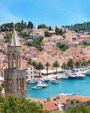 Wycieczek łodzią Hvar Shutterstock