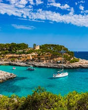 Boat tours Mallorca Shutterstock