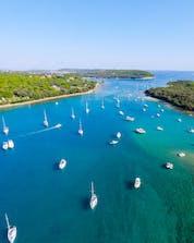 Boat tours Pula Shutterstock