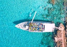 Boottocht van Bugibba naar Cittadella met zwemmen & toeristische attracties