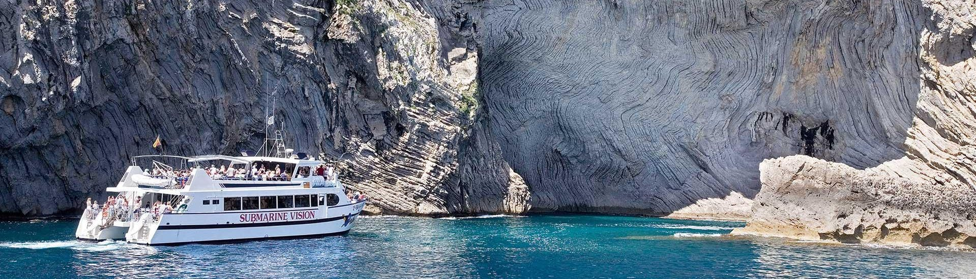 Boat Trip to Formentor Beach with Alcúdia Sea Trips.