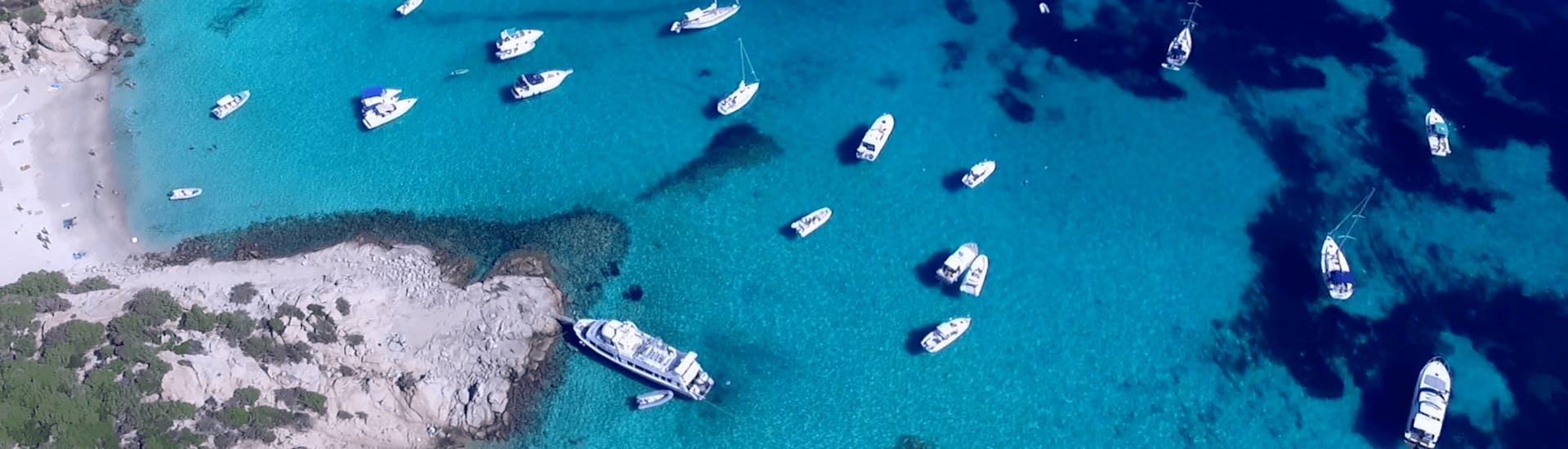Boat Trip from Palau to La Maddalena Archipelago
