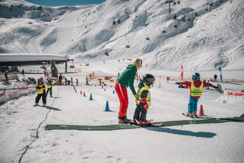 "Skilessen ""BOBOs Bambini-Club"" (2-3 jaar) - Beginners"