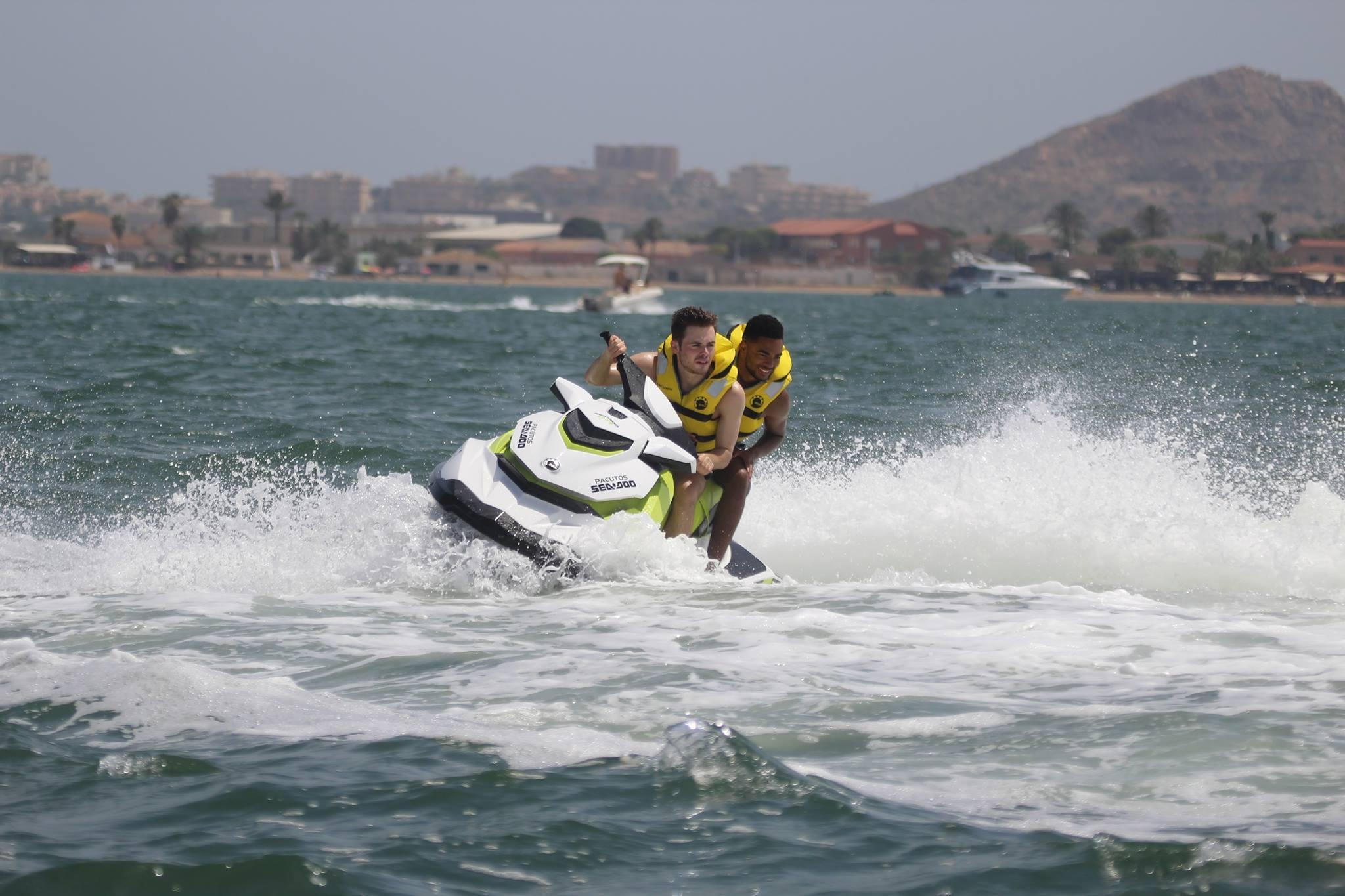 "Jet Ski Tour ""Calblanque"" - La Manga del Mar Menor"