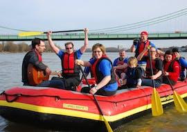 Rafting facile à Bonn - Rhin