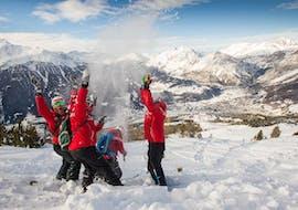 "Skiguiding ""Safari"" for Advanced Skiers"