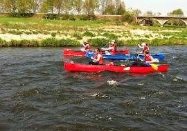 "Canoe & Kajak ""Long Tour"" from Leisnig - Freiberger Mulde with Wassersport Sachsen - Grimma an der Mulde"