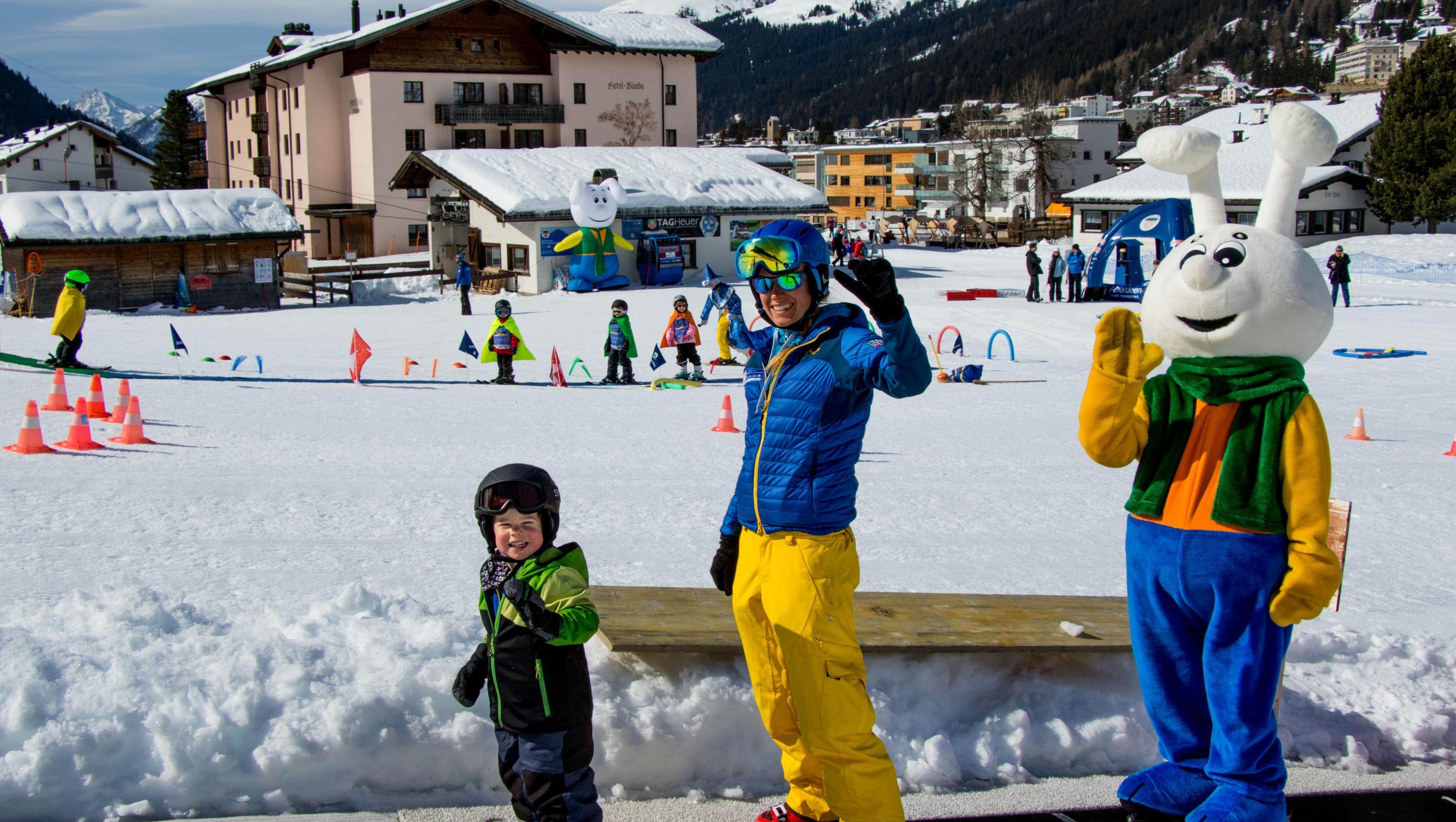 Cours de ski Enfants - Premier cours