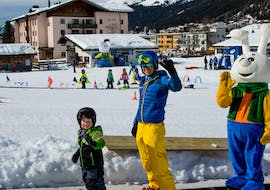 "Kids Ski Lessons ""Bünda"" (4-7 y.) for First Timers"