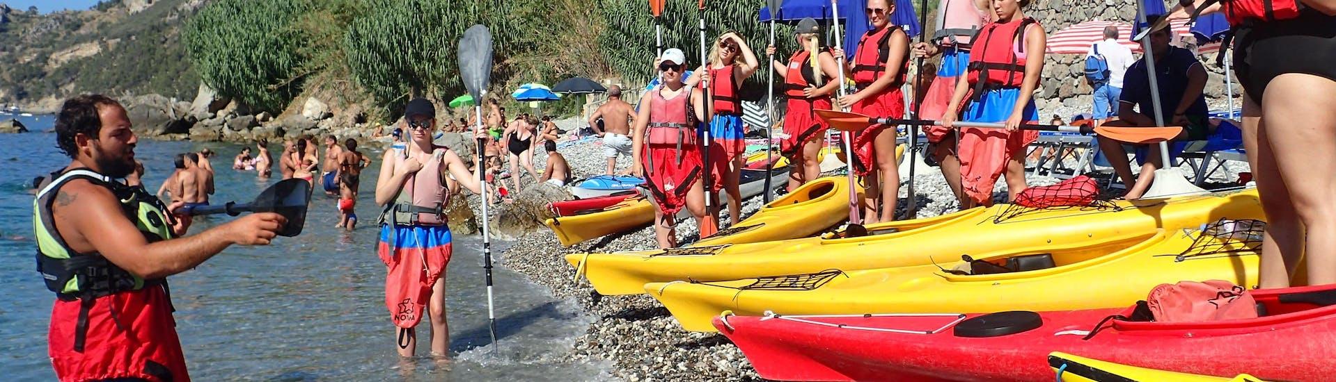 Sea Kayak Tour to the Crapolla Fjord