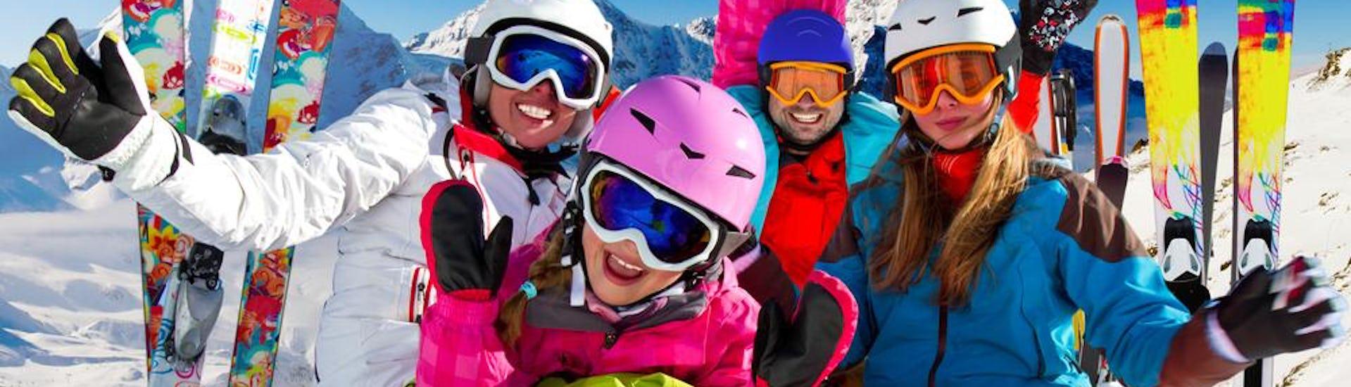 """Ski """"Familien-Workshop"""" - Alle Levels"""