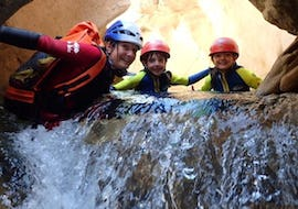 Canyoning for Everyone - Canyon du Soucy
