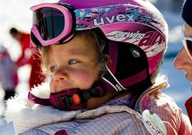 "Ski Lessons ""Burmi-Club"" Kids (3-4 years) - All Levels"