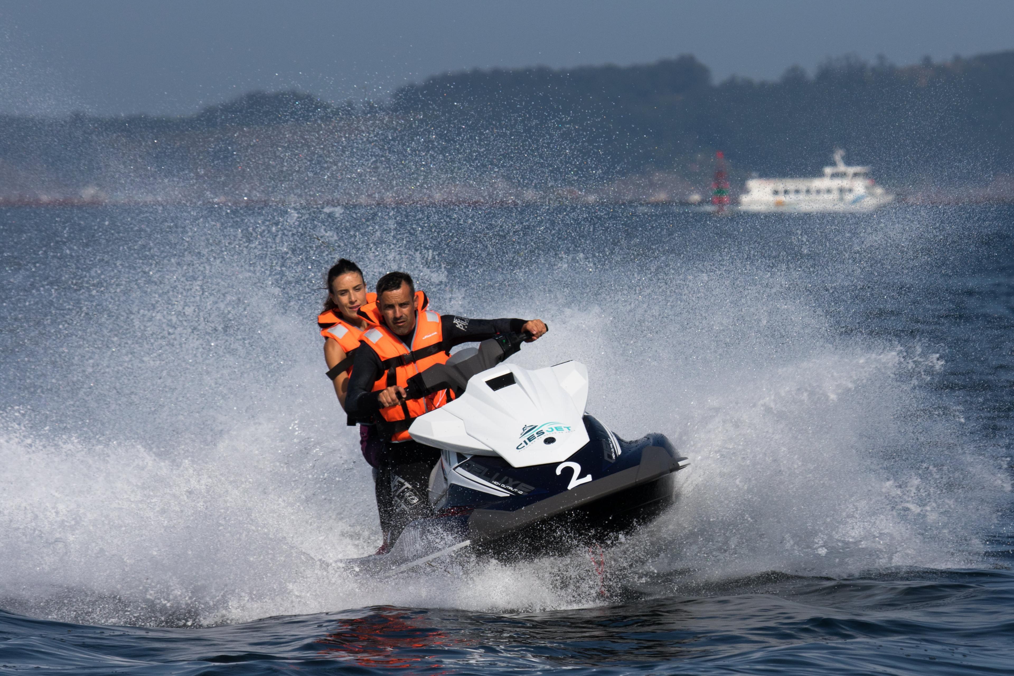 "Jet Ski Tour ""Cabo Home - Toralla"" - Vigo"