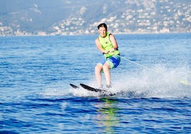 Waterskiing - Cannes