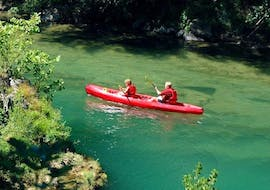 9km Canoe Rental on the Tarn River - From Creissels to Peyre